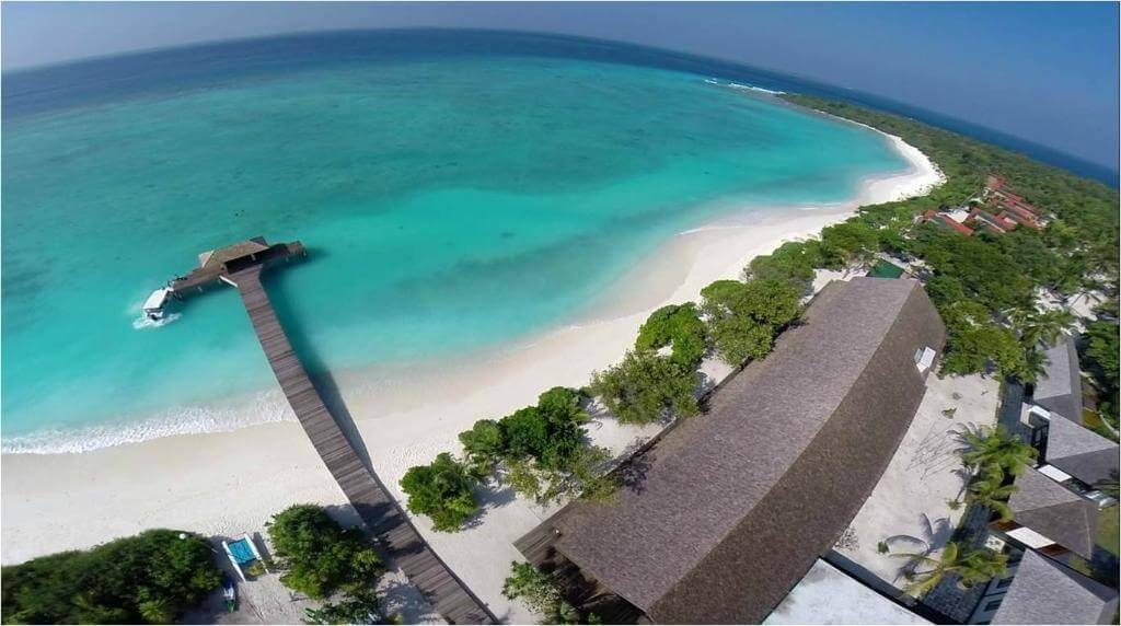hanimadhoo-dron-view