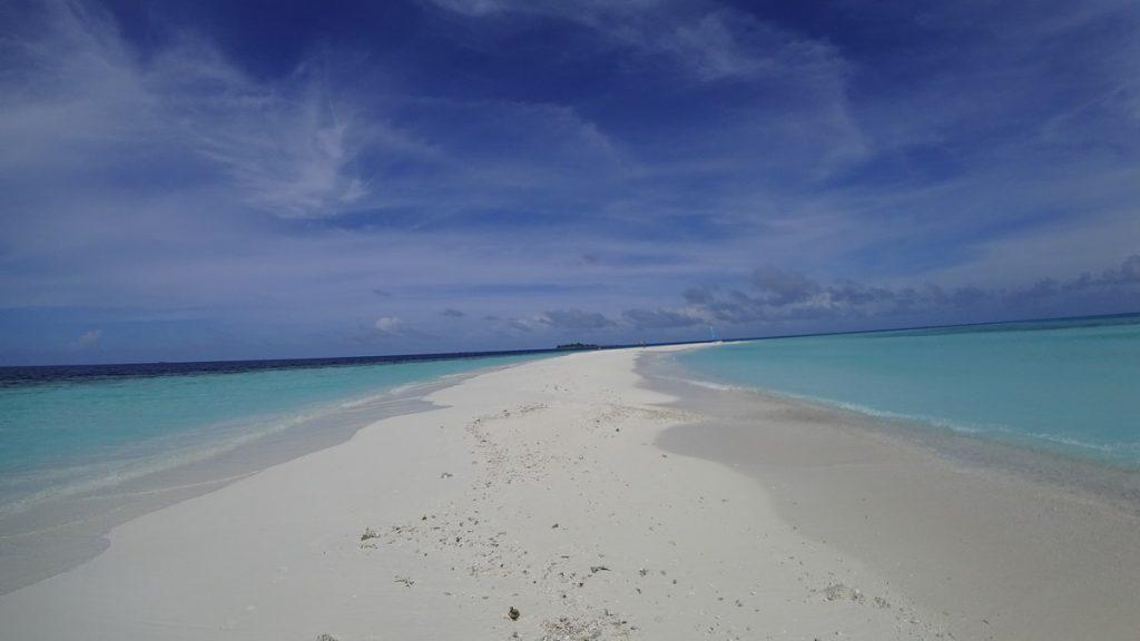 how to choose local island sandbank view