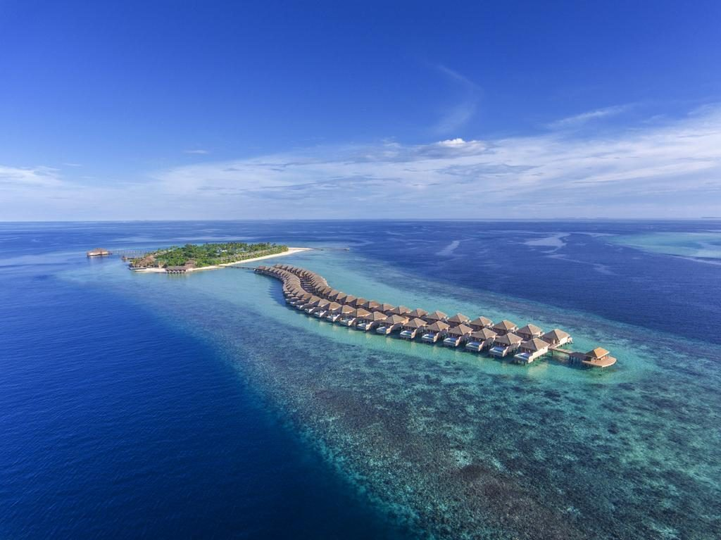 how to choose a resort in Maldives island
