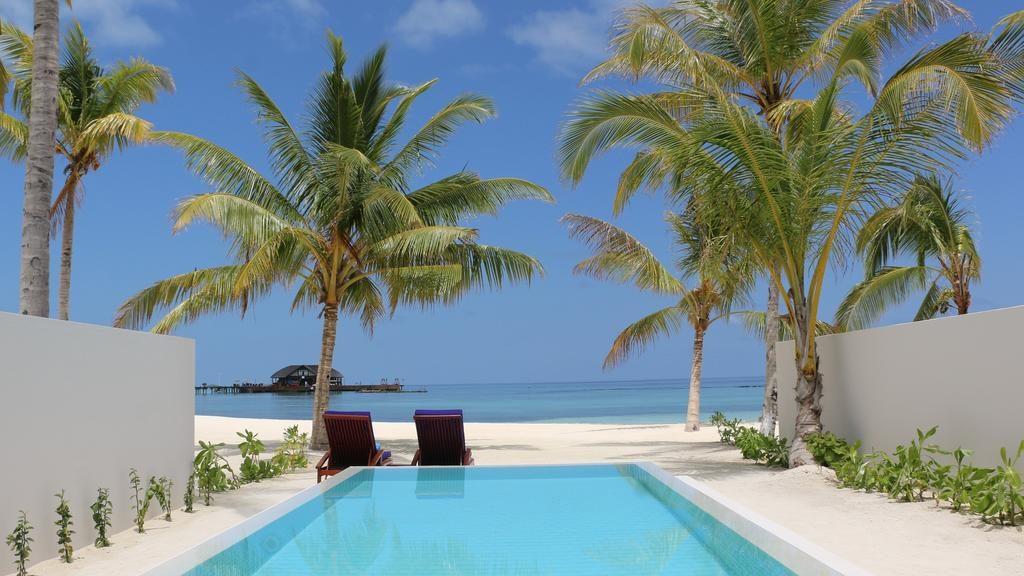 Olhuveli Beach Resort islandii.com