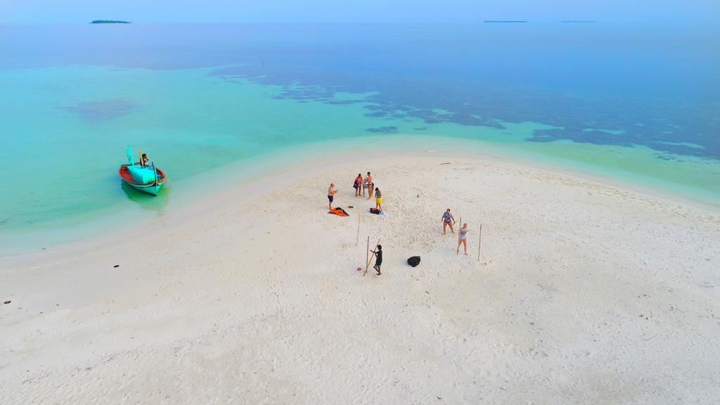 Hangnaameedhoo picnic island