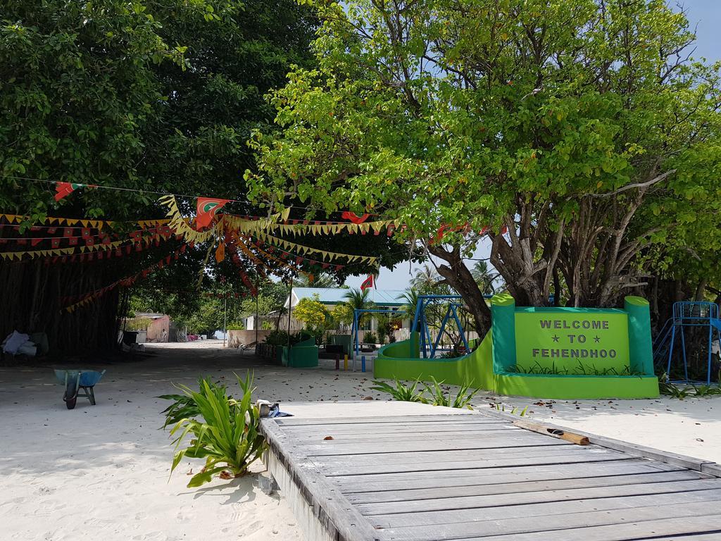 fehendhoo island