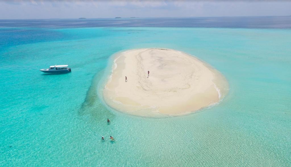 gulhi sandbank