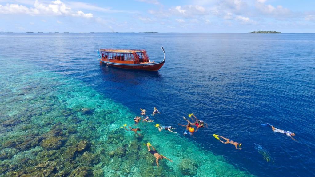 gulhi snorkeling
