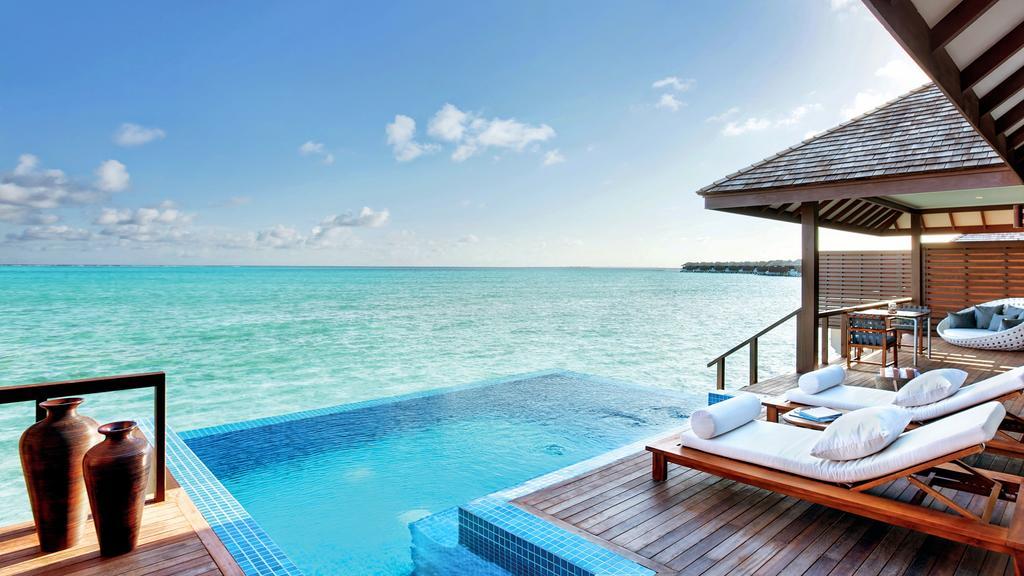 hideaway water villa
